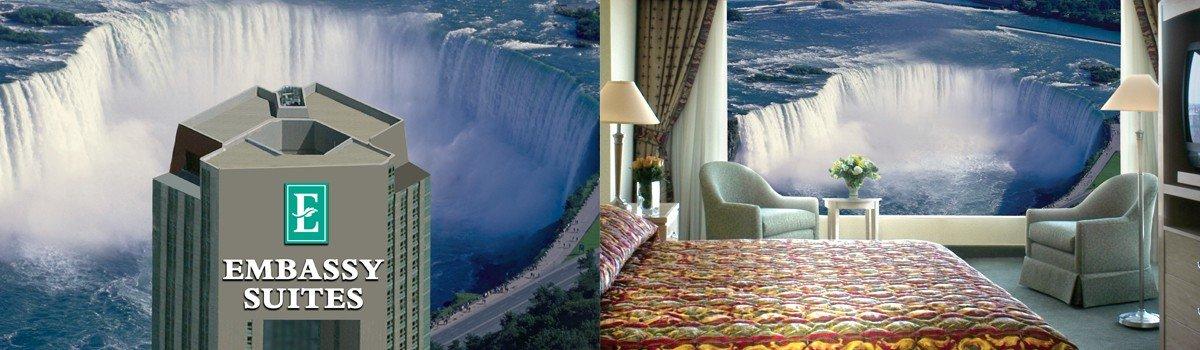Embassy Suites Fallsview Niagara Falls Canada
