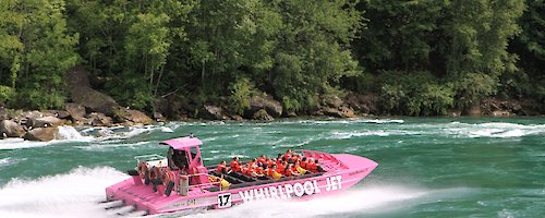 Whirlpool Jet Boats launch Saturday, April 22nd