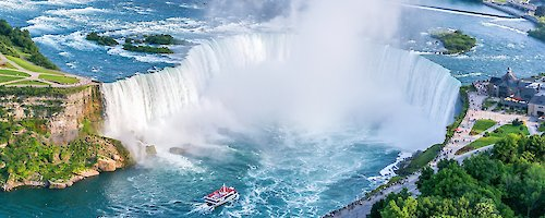 Niagara Falls Tourism Named One of the World's Top Tourism Organizations