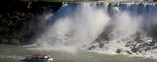 Hornblower Niagara Cruises are Still Running