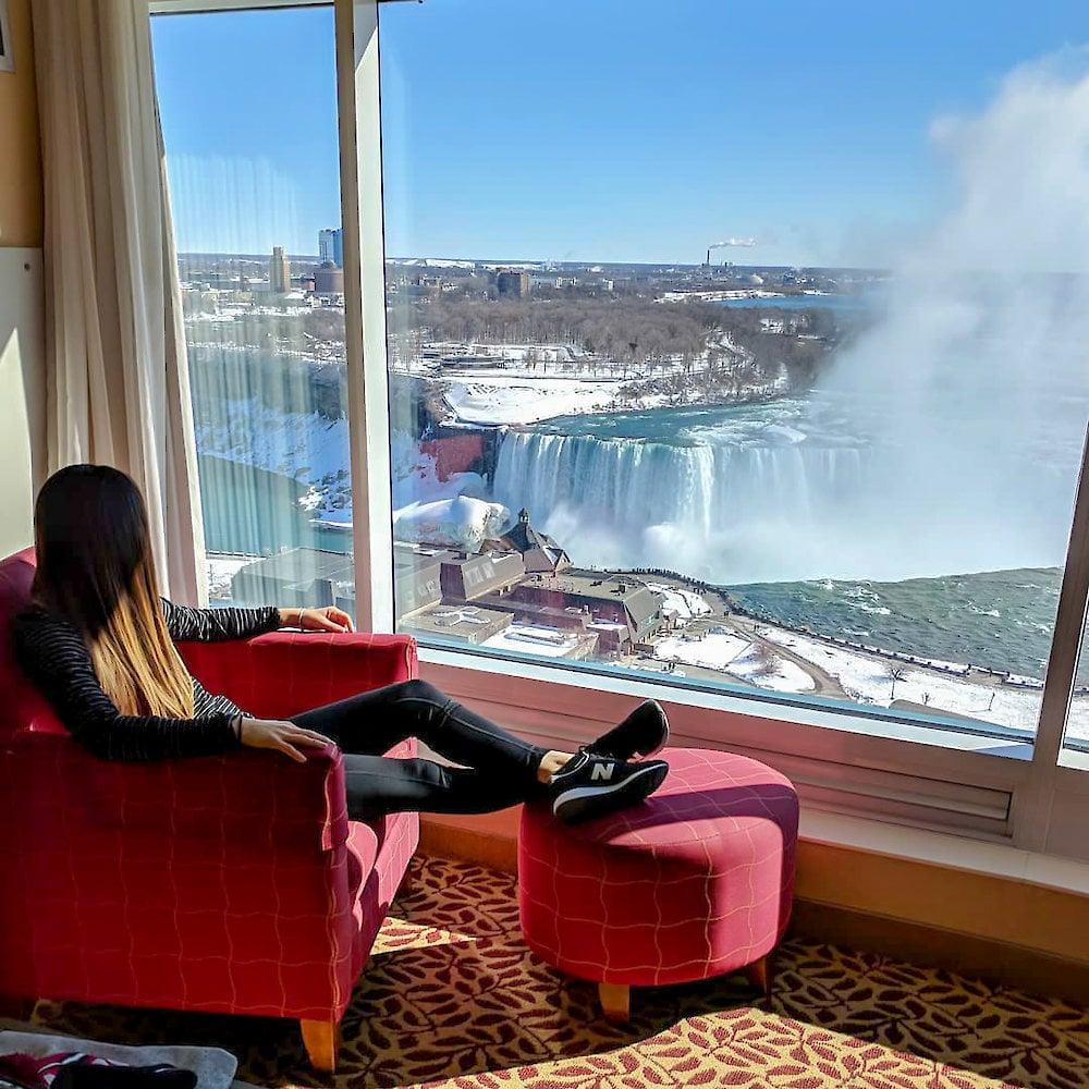 Fallsview Hotels Niagara Falls Canada