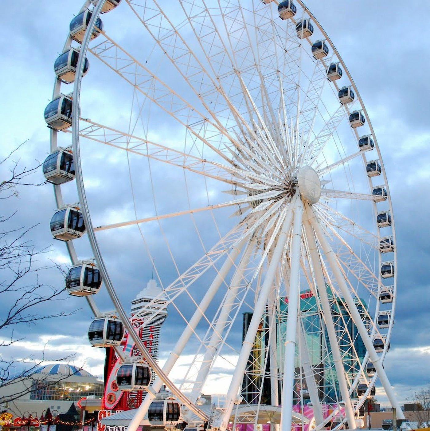 Niagara SkyWheel, Family Travel Guide