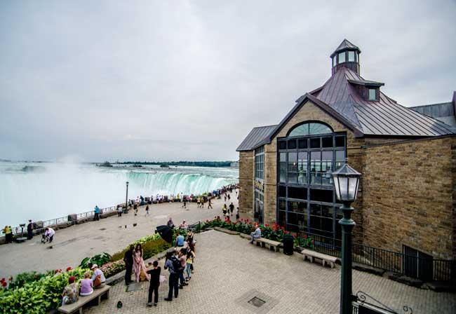 Table Rock Welcome Centre Niagara Falls Canada