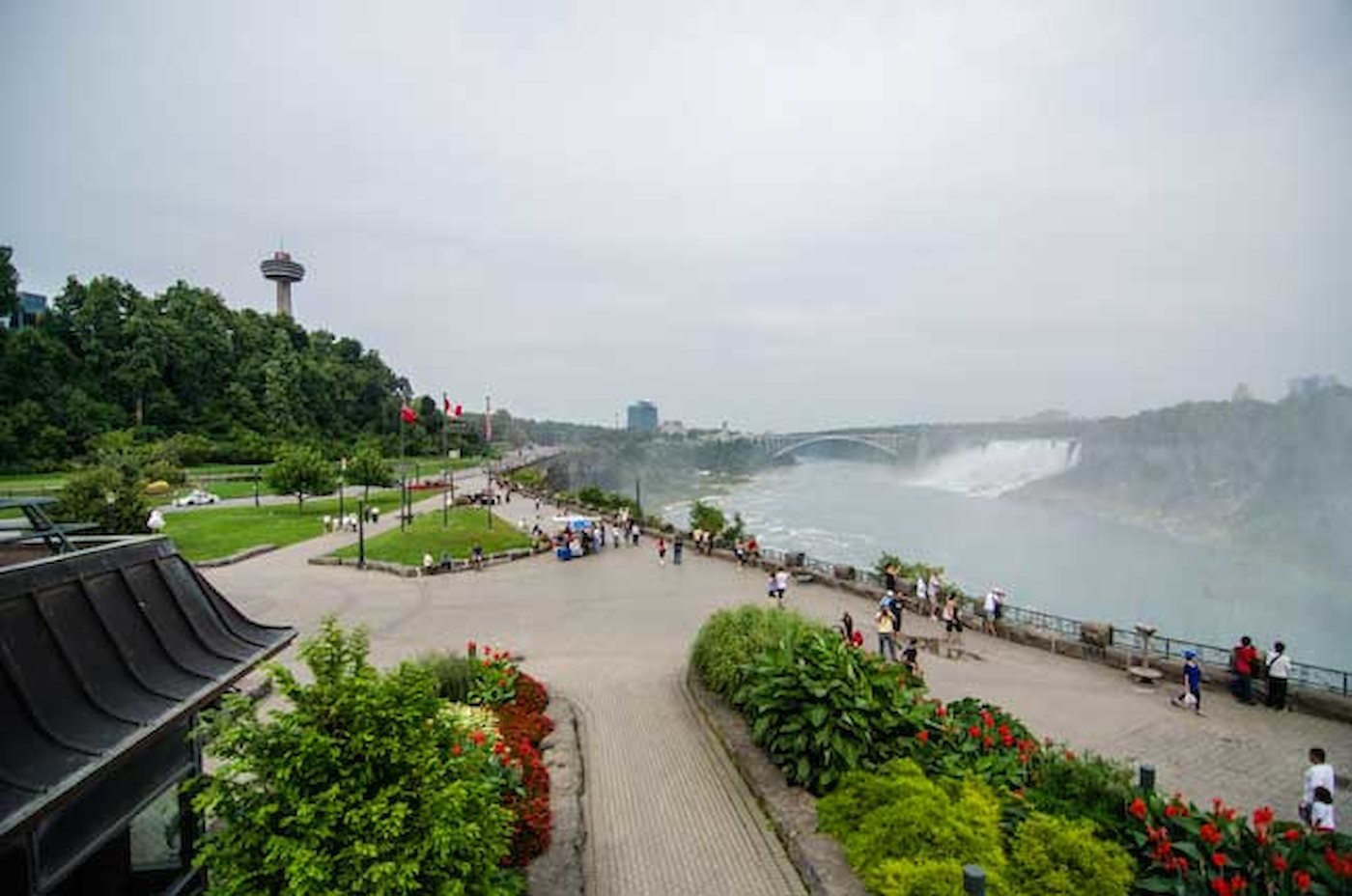 Table Rock Welcome Centre Things To Do Niagara Falls