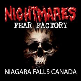 nightmares fear factory things to do niagara falls canada