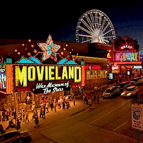 Movieland Wax Museum Of The Stars - Things To Do