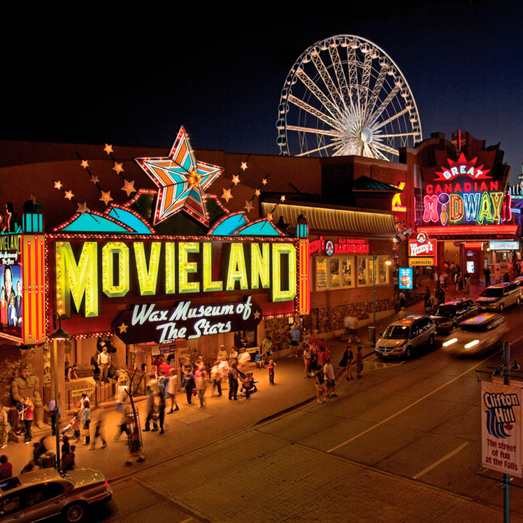clifton hill personals Clifton hill is known as the street of fun including many exciting attractions, themed restaurants and affordable hotels to stay at all in one area everything is.