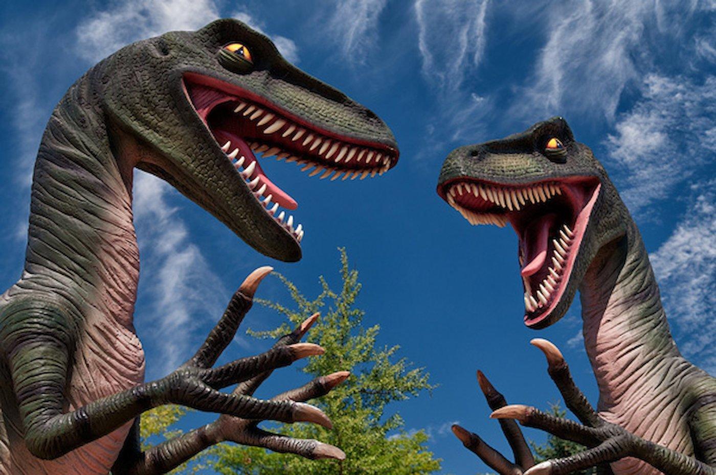 Dinosaur Adventure Golf Things To Do Niagara Falls Canada