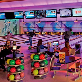 Strike Rock N' Bowl