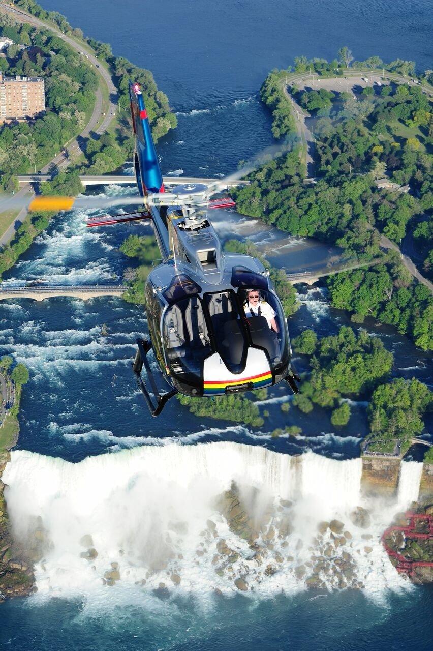 Niagara Helicopters Things To Do Niagara Falls Canada
