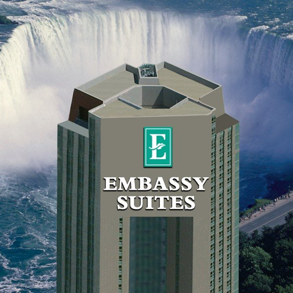 Embassy Suites Fallsview Where To Stay Niagara Falls