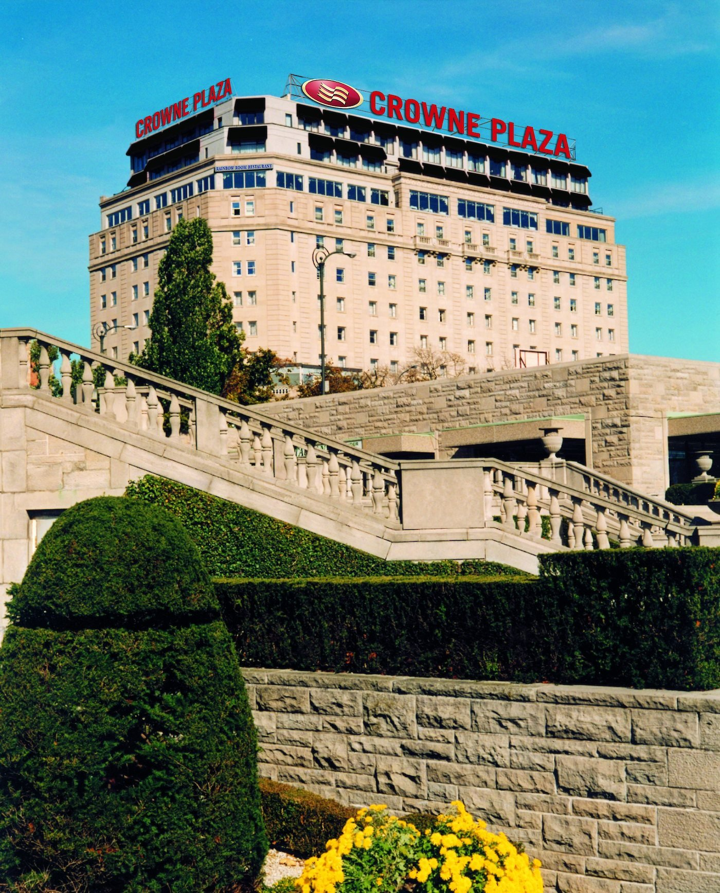 Crowne Plaza Hotel - Where To Stay