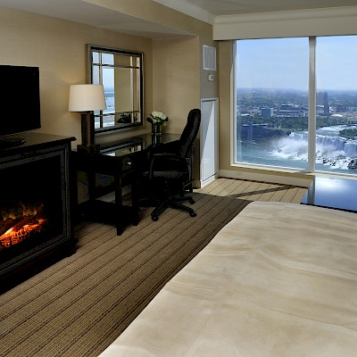 Hilton Hotel And Suites Niagara Falls Fallsview Where