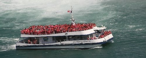 Hornblower Having Record Breaking Season