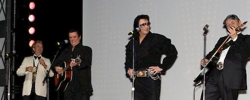 Elvis Plans a Visit to Niagara Falls in 2017