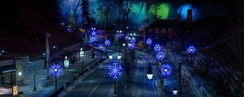 Plans for Annual Winter Festival of Lights