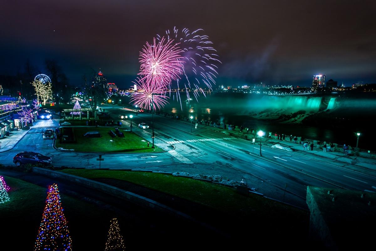 Enhanced Lighting Of The Falls Begins Tonight Niagara