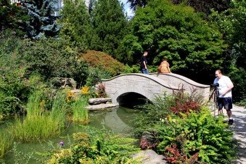 Oakes Garden Outdoor Amphitheatre Has A New Look Niagara