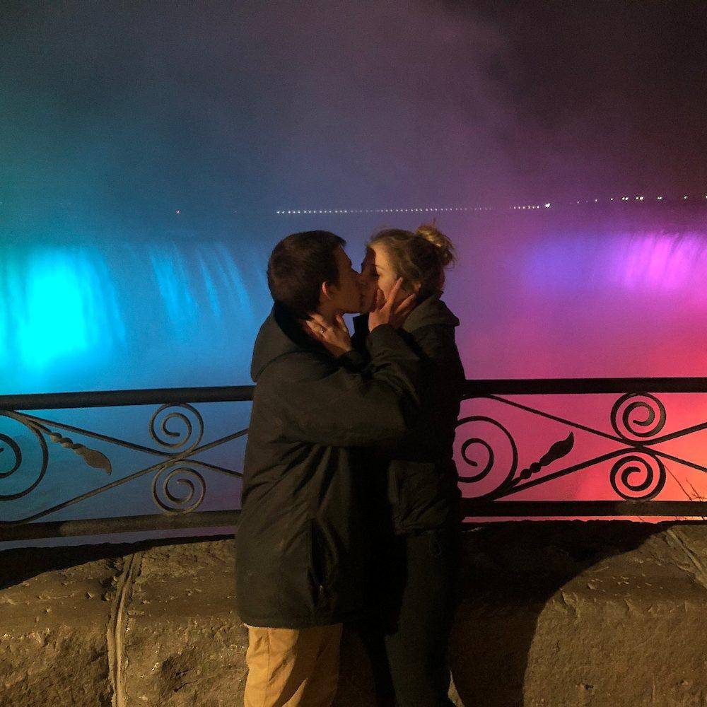 Niagara Falls Nightly Illumination