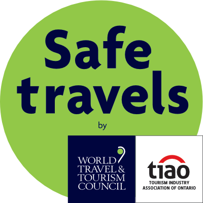 Official Tourism Authority Seal